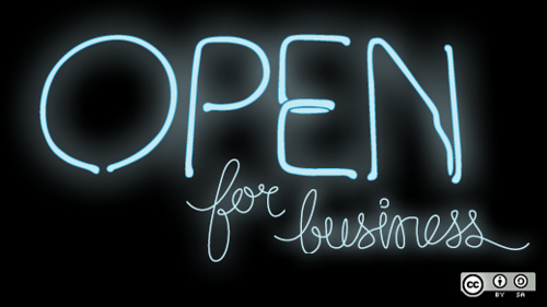 Building an open source business